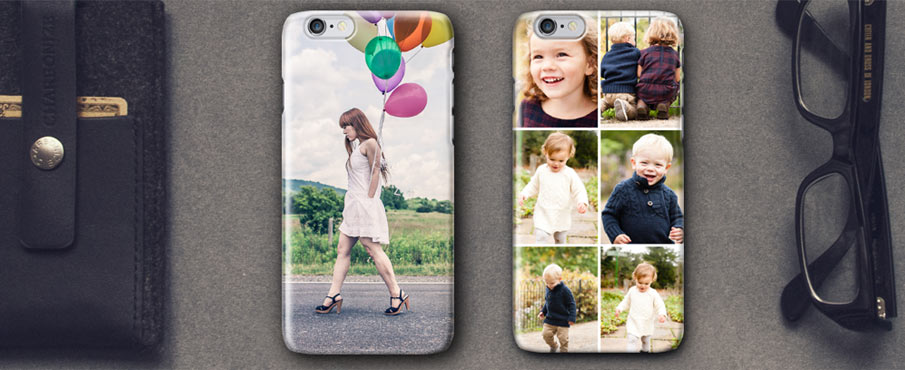 personalised phone cover uk
