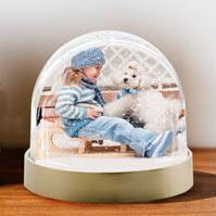 Personalised Snow Globe