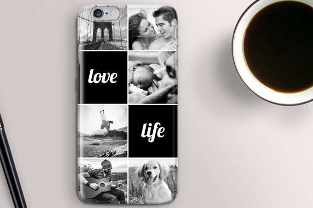 Photo Collage Cases Baby Photos
