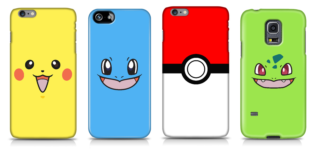 Pokémon Go Phone Case & Skins - Wrappz Blog