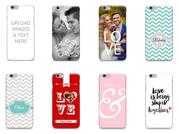 Design your own phone case at Wrappz