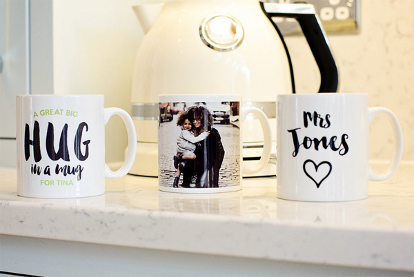 Mother's Day Photo Mugs
