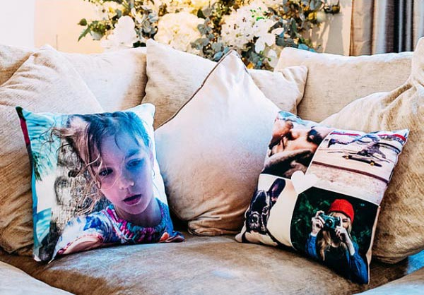 Mother's Day Photo Cushions