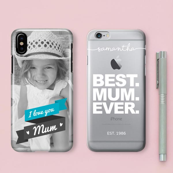 Personalised Phone Cases for Mother's Day