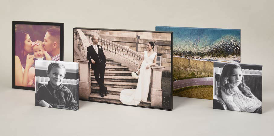 Wedding Gift Photo Canvas