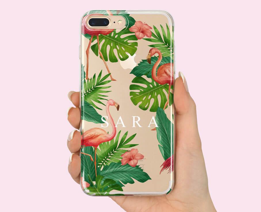 flamingo-phone-case