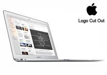 """11"""" MacBook Air Skins - Logo Cut Out"""