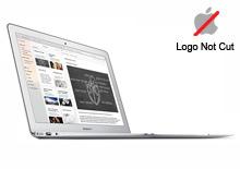 """11"""" MacBook Air Skins (2010-2016) - Logo Not Cut"""