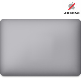 "17"" MacBook Pro Skins (2008+) - Logo not cut"
