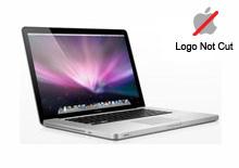 "15"" MacBook Pro Skins (2008+) - Logo Not Cut"