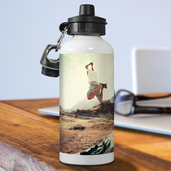 Premium 400ml sports bottle