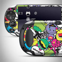 Game Console Skins