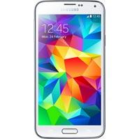 Samsung Galaxy S5 Faux Leather Flip Case