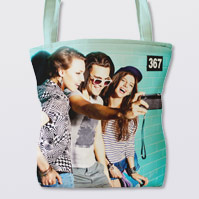 Personalised Cotton Canvas Tote Bags