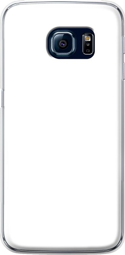 Galaxy S6 Edge Clear Hard Case 11765