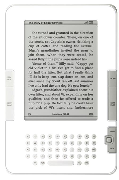 Kindle 2 (2009) Skin 4069