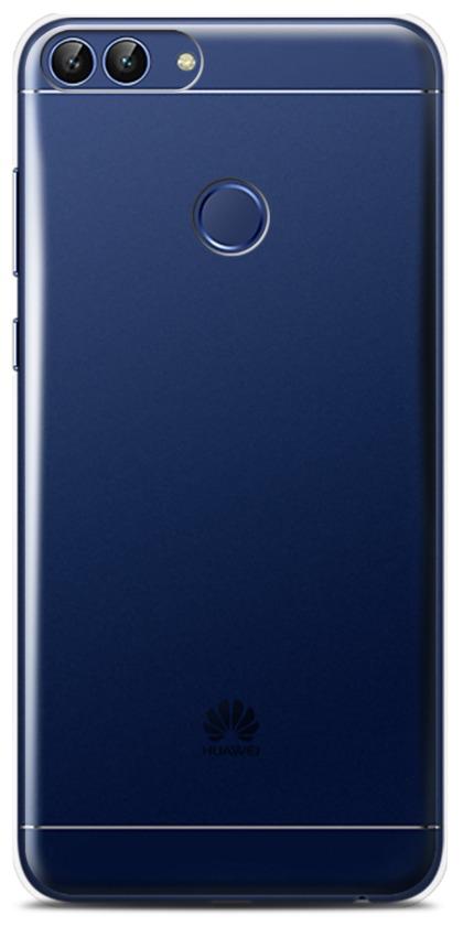 Huawei P Smart 2017 Clear Hard Case 12939