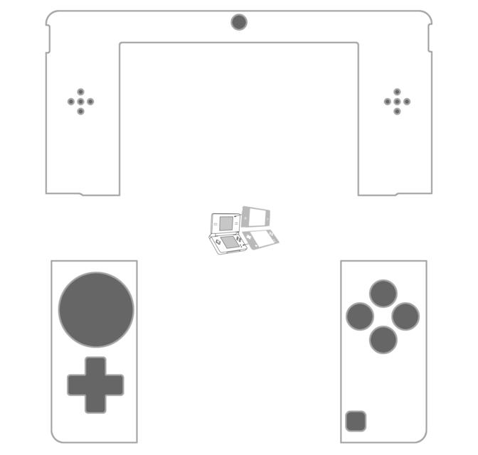 3DS Skin 4037