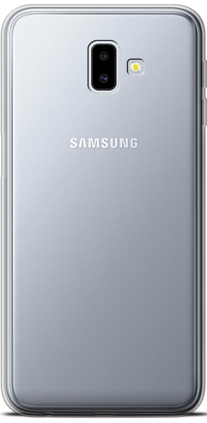 Galaxy J6 Plus 2018 Clear Soft Silicone Case 13086
