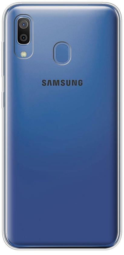 Galaxy A20/A30 2019 Clear Soft Silicone Case 13948