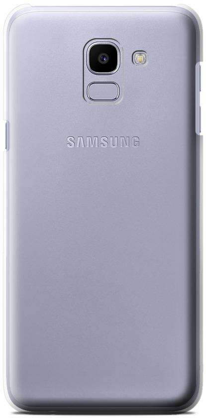 Galaxy J6 2018 Clear Hard Case 12999