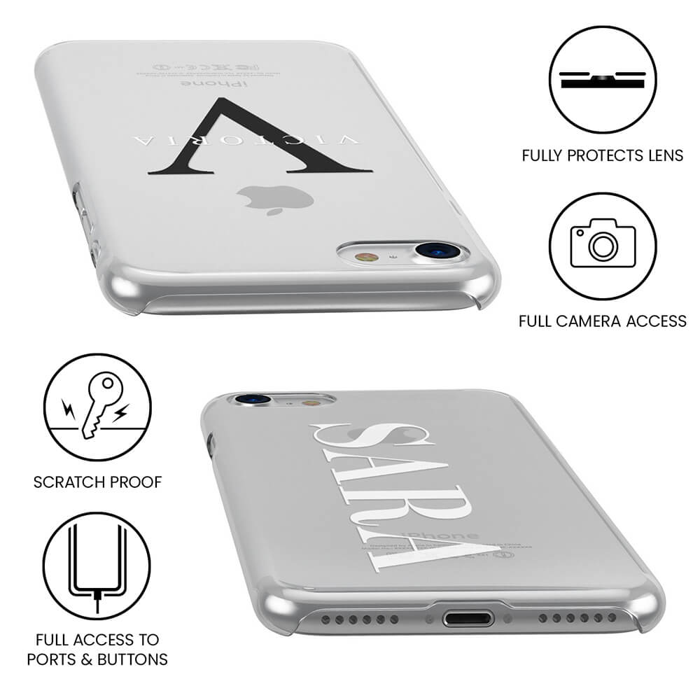 LG V30/V30+ Clear Soft Silicone Case 14486