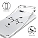 iPhone 13 Mini Clear Soft Silicone Case