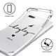 LG G8 ThinQ Clear Soft Silicone Case