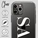 Galaxy S21 Ultra Clear Soft Silicone Case