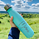 Stainless Steel Water Bottle - Name