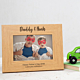 Personalised Daddy And Me Photo Frame
