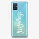 Galaxy A51 2020 Clear Soft Silicone Case