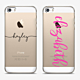 iPhone 5/5S Clear Soft Silicone Case