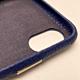 iPhone 12/12 Pro Genuine Leather Monogram Case