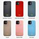 iPhone 12 Pro Max Genuine Leather Monogram Case