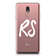 LG Stylo 5 Clear Soft Silicone Case