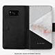 Galaxy Note 10 Plus/5G Faux Leather Case
