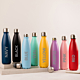 Stainless Steel Water Bottle - Name/Initial