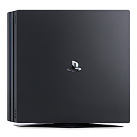 PS4 Pro Console Skin