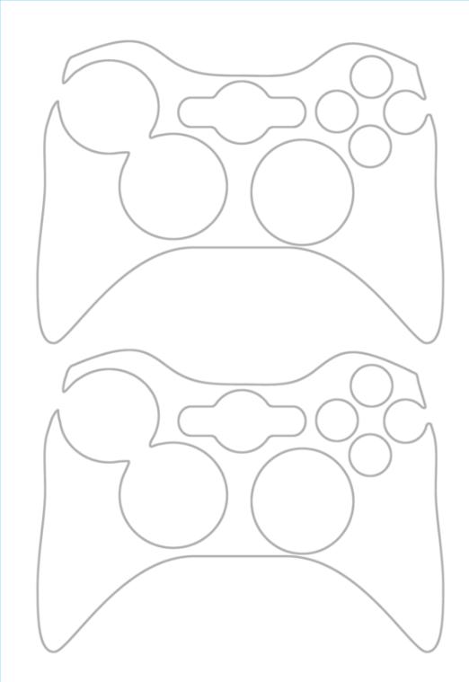 Xbox 360 Controller Skin