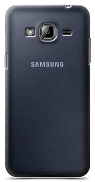 Galaxy J3 2016 Clear Hard Case