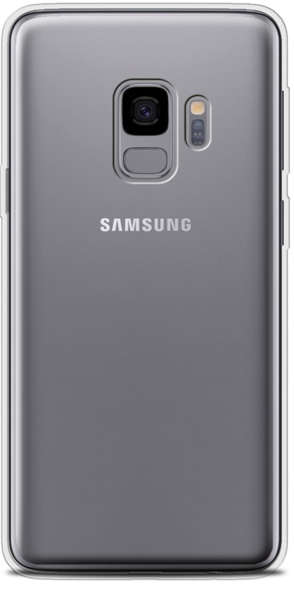 Galaxy S9 Clear Soft Silicone Case