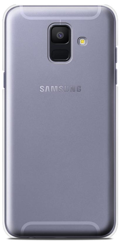 Galaxy A6 2018 Clear Hard Case