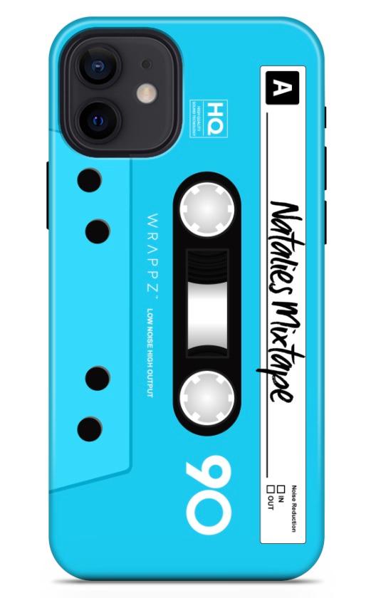 Retro Cassette Blue 8485