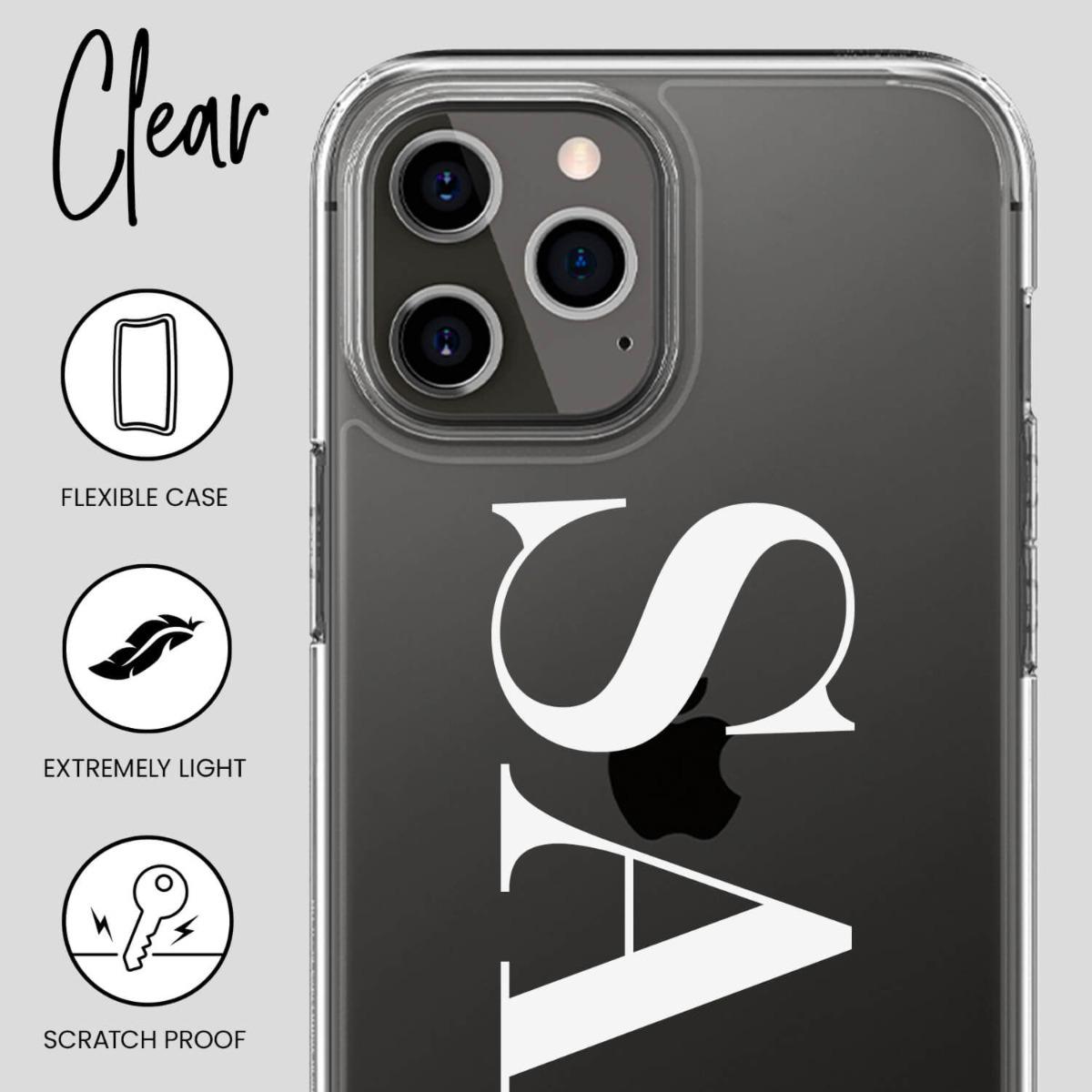 Galaxy S21 Clear Soft Silicone Case