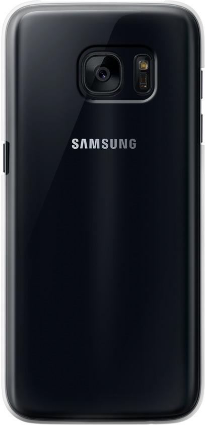 Galaxy S7 Edge Clear Hard Case