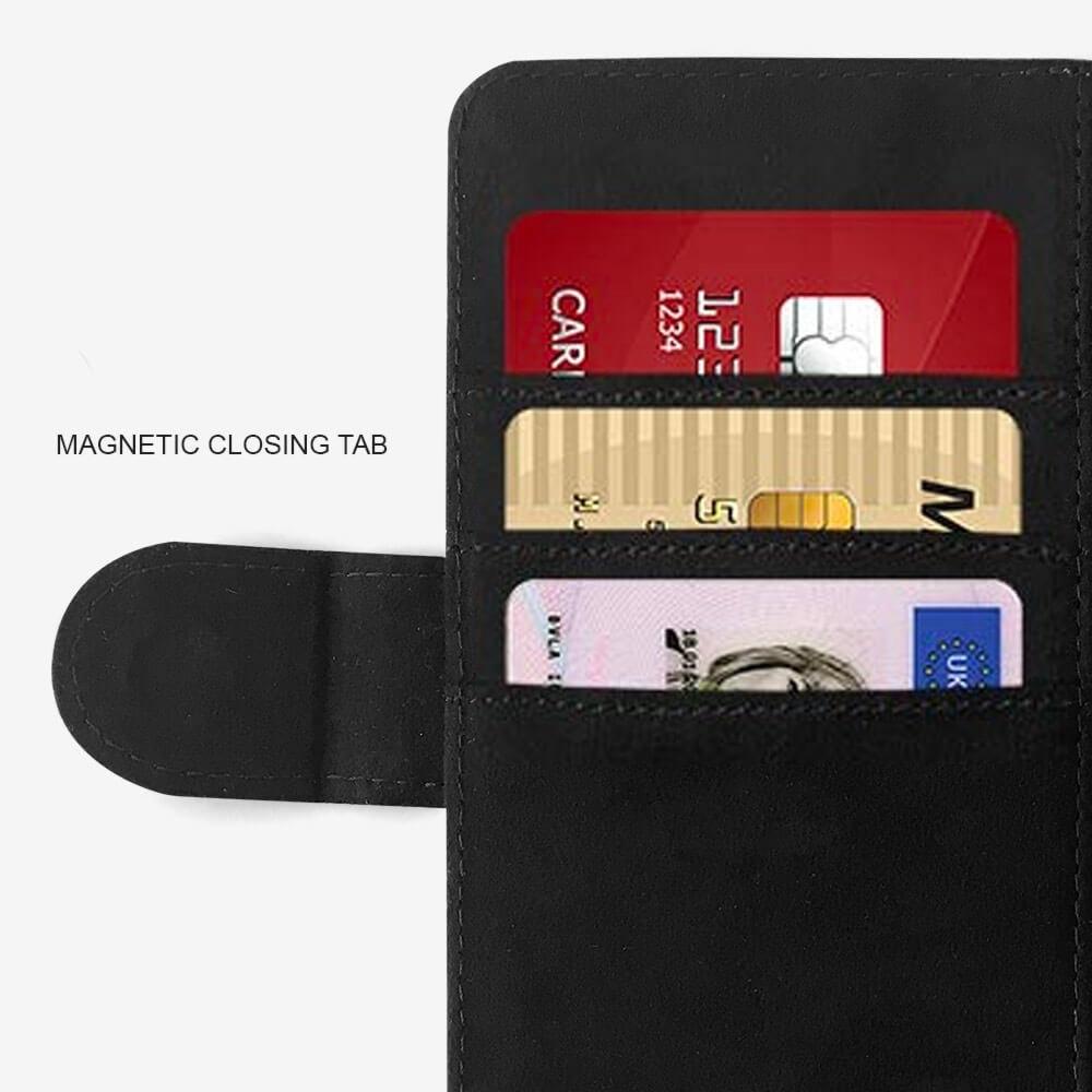 iPhone 8 Plus Faux Leather Case