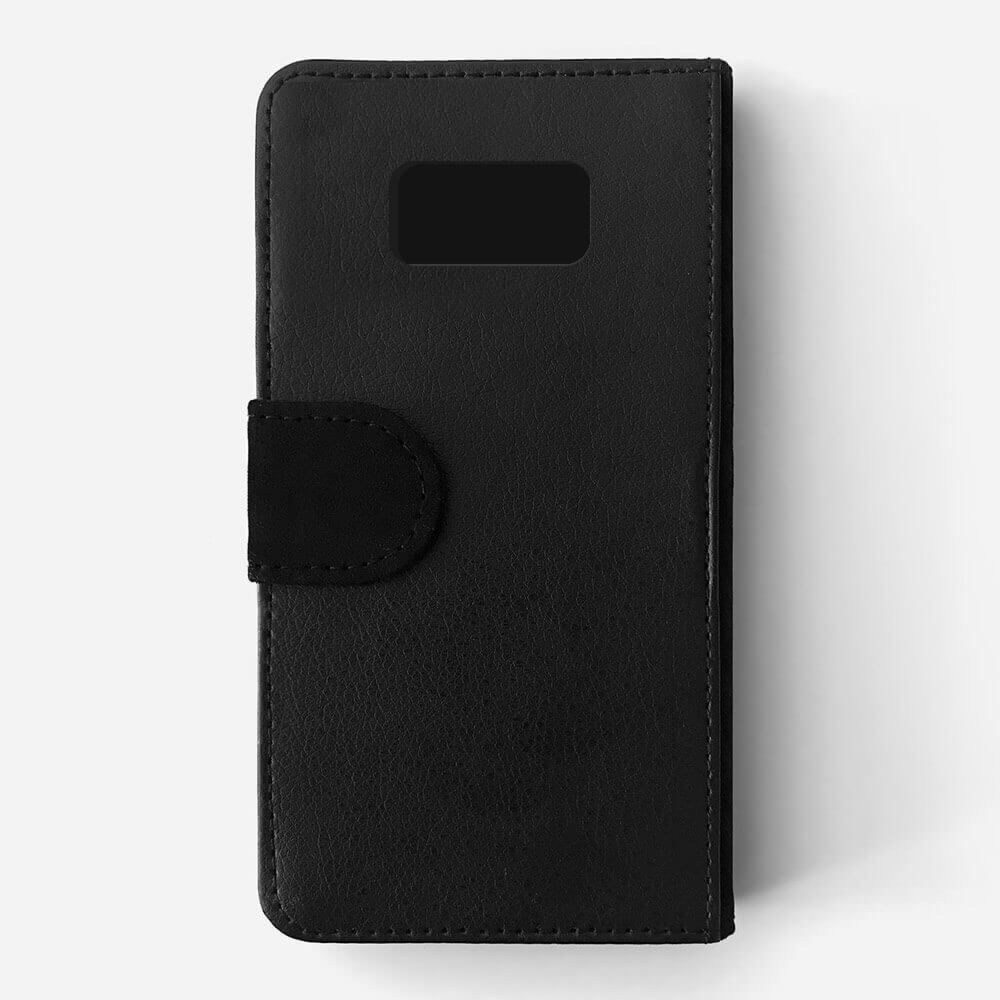 Galaxy S6 Edge Faux Leather Case