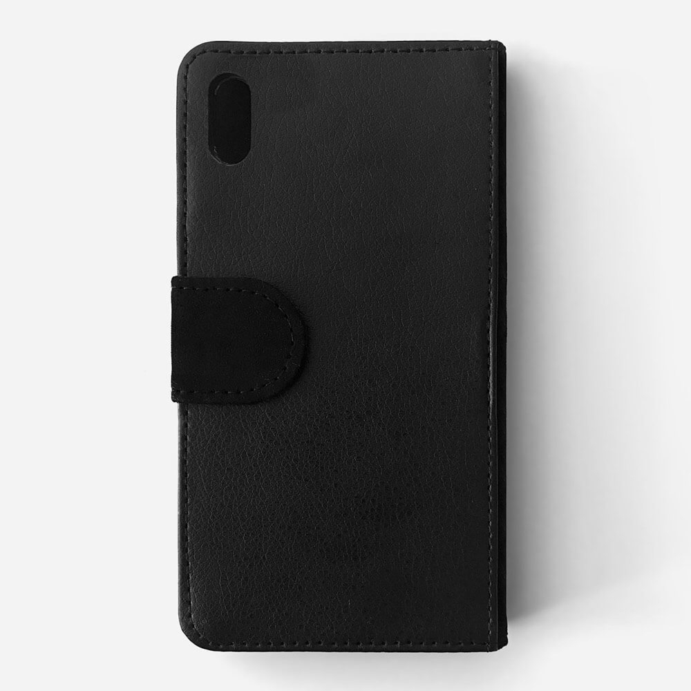 iPhone XR Faux Leather Case