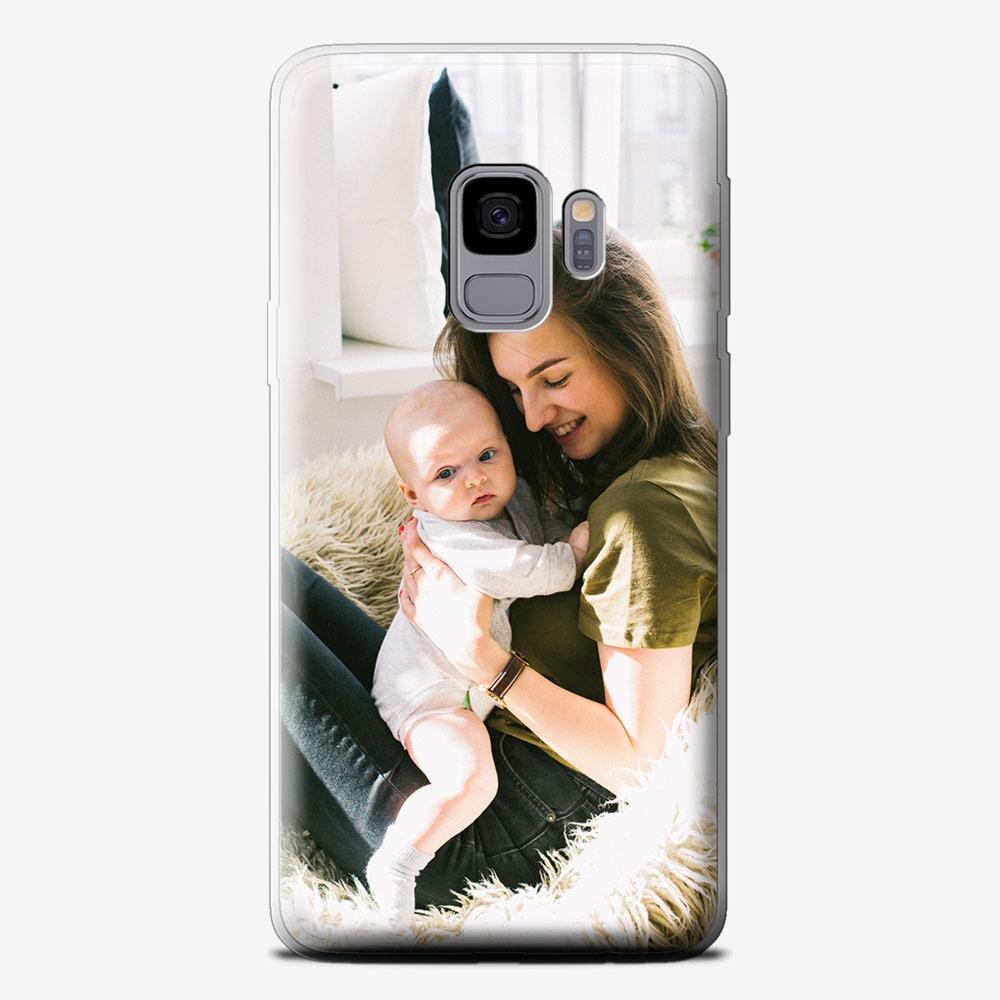 Galaxy S9 Clear Hard Case